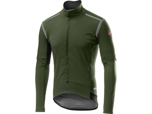 Castelli Perfetto RoS Veste convertible Homme, military green